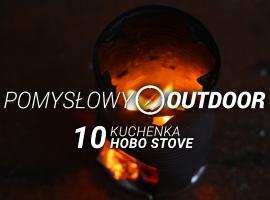 Jak wykonać kuchenkę survivalową typu Hobo Stove