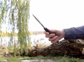 Jak opanować nóż motylkowy #6 - Inside Twirl