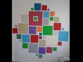 Jak wykonać grafikę na pustą ścianę