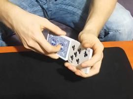Jak pojawić milion dolarów - sztuczka karciana