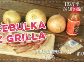 Jak przygotowac mięsną cebulkę z grilla
