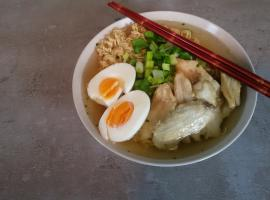 Jak zrobić ramen - japońska zupa