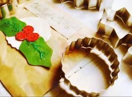 Jak zrobić kartkę świąteczną - pomysł na 2015