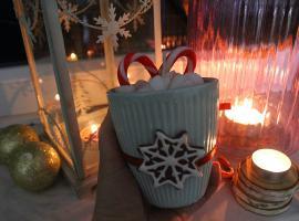 Jak zrobić świeczkę w kształcie kubka z gorącą czekoladą