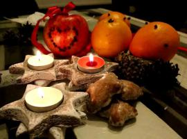 Jak zrobić coś na święta - piernikowe świeczniki