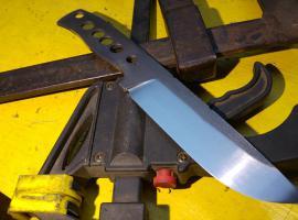Jak zrobić nóż (knifemaking)