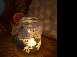 Jak zrobić lampion ze śnieżynkami