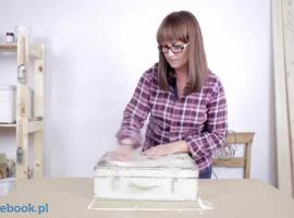 Jak wykonać renowację starej walizki
