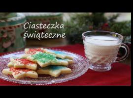 jak zrobić świąteczne ciasteczka - prosty przepis