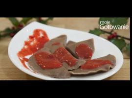 Jak zrobić czekoladowe pierogi
