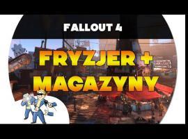 Jak znaleźć fryzjera w Fallout 4 plus 2 magazyny La Coiffe