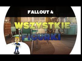 Jak ogarnąć Fallout 4 - lokalizacje figurek dodatkowych statystyk