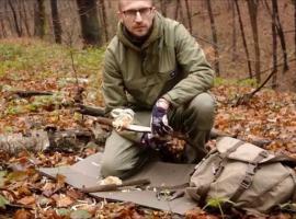 Jak rozpalić ogień w mokrym lesie