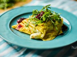 Jak zrobić omlet z 3 jaj - pomysł na śniadanie