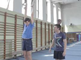 Jak trenować na kółkach gimnastycznych cz. 1