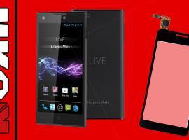 Jak wymienić ekran dotykowy w telefonie Kruger & Matz Live