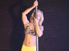 Jak tańczyć na rurze - Pole Dance - lekcja 2 cz. 2