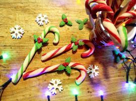 Jak zrobić świąteczne laski choinkowe z masy solnej