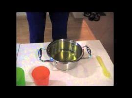 Jak zrobić bańki mydlane, które można odbijać