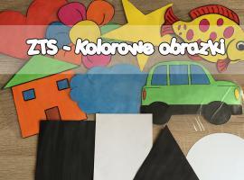 Jak zrobić kolorowe obrazki dla dzieci - rozwój dziecka