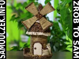 Jak wykonać wiatrak, który będzie idealną ozdobą do domu