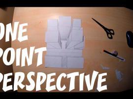 Jak zrobić wrażenie głębi na kartce papieru