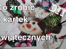 Jak wykorzystać kartki świąteczne