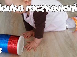 Jak uczyć dziecko raczkowania