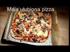 Jak zrobić moją ulubioną pizzę na cienkim cieście