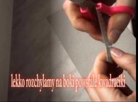 Jak zrobić imitację dachówki - modelarstwo i makiety