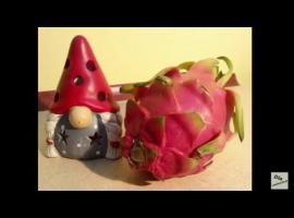 Jak obierać i jeść Smoczy Owoc (Pitaja)