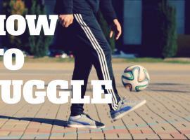 Jak opanować żonglerkę piłkarską