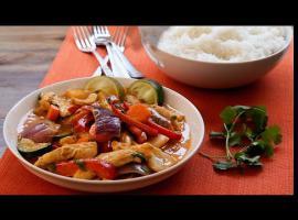 Jak zrobić przepis na tajskie czerwone curry