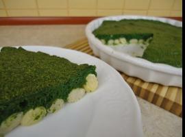 Jak zrobić zapiekankę ze szpinakiem i fasolą