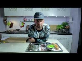 Jak zrobić krewetki z boczkiem