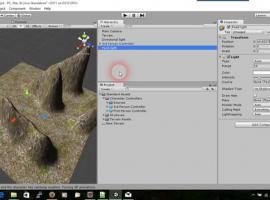 Jak stworzyć grę typu TPS w Unity3d
