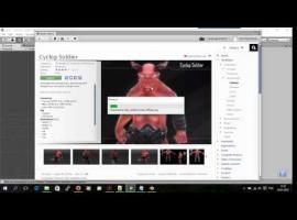 Jak zarabiać na obiektach do gier czyli jak działa sklep Unity3d