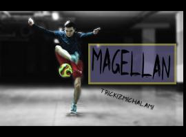 Jak zrobić opanować trik Magellan - freestyle football