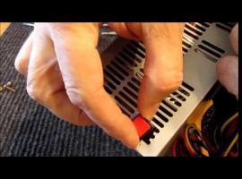 Jak zrobić zasilacz stabilizowany z zasilacza  komputerowego