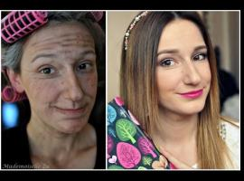 Jak wykonać postarzający makijaż - charakteryzacja