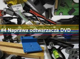 Jak naprawić odtwarzacz DVD