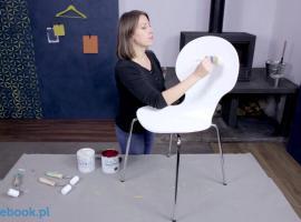 Jak wykonać efekt ombre na zwykłym krześle