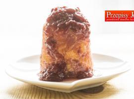 Jak zrobić lodowy deser o smaku mandarynki i malin