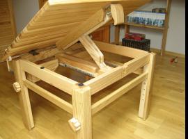 Jak zbudować regulowany stolik dla dzieci #2/3