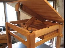 Jak zbudować regulowany stolik dla dzieci #1/3
