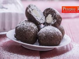 Jak zrobić pączki czekoladowe z mascarpone