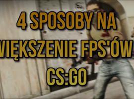 Jak zwiększyć FPS'y w CS:GO