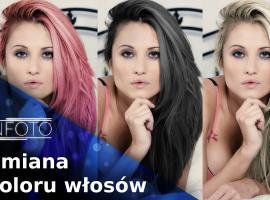 Jak zmienić kolor włosów w Photoshopie w profesjonalny sposób