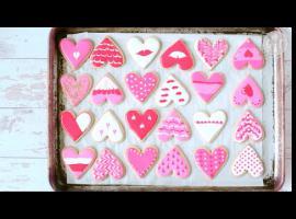 Jak zrobić ciasteczka walentynkowe