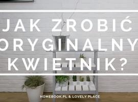 Jak zrobić drewniany kwietnik w stylu skandynawskim